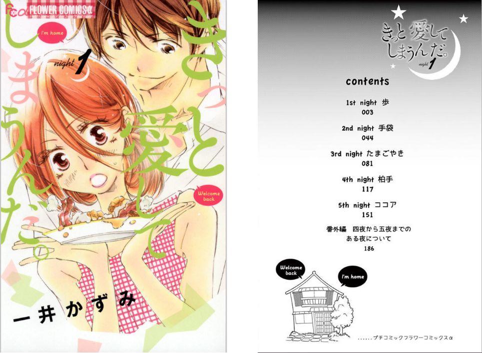 漫画「きっと愛してしまうんだ。」を全巻無料で読めてネタバレも紹介!