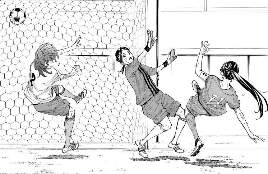 さよなら私のクラマー【第39話】のネタバレ・感想!